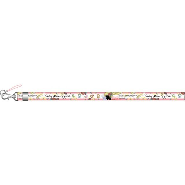 Sailor Moon Crystal Neck Strap: 05 Rose NS