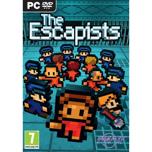 The Escapists (DVD-ROM)