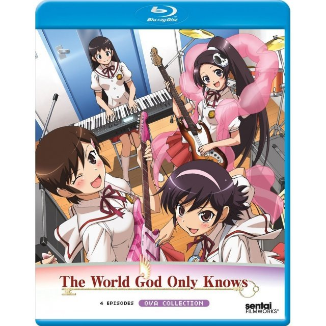 The World God Only Knows: OVA Collection
