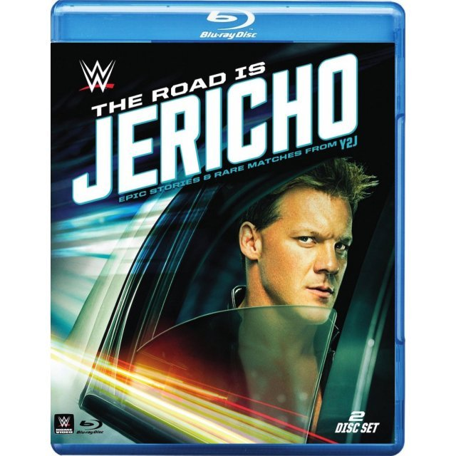 WWE: The Road Is Jericho: Epic Stories and Rare Matches from Y2J