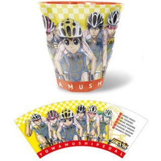 Yowamushi Pedal Grande Road Melamine Cup: 03 Sohoku High School ML