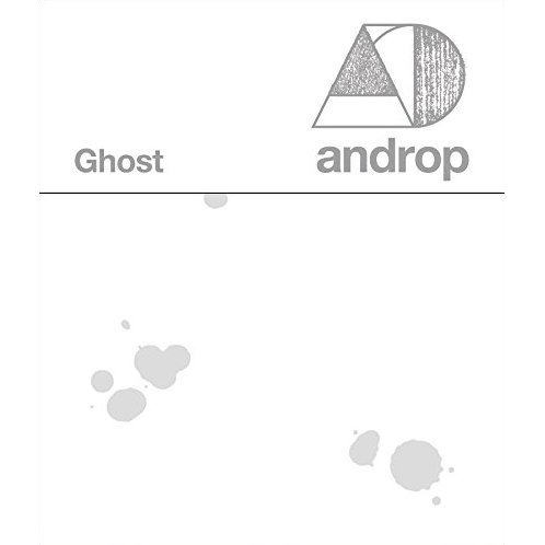 Ghost [CD+Goods Limited Edition]