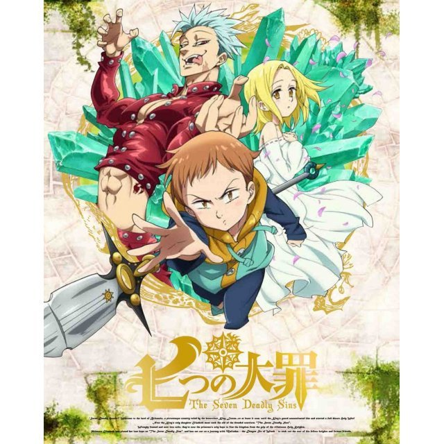 Seven Deadly Sins Vol.3 [DVD+CD Limited Edition]