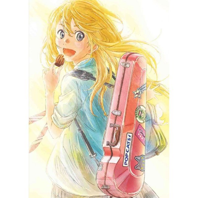 Shigatsu Wa Kimi No Uso Vol.2 [DVD+CD Limited Edition]