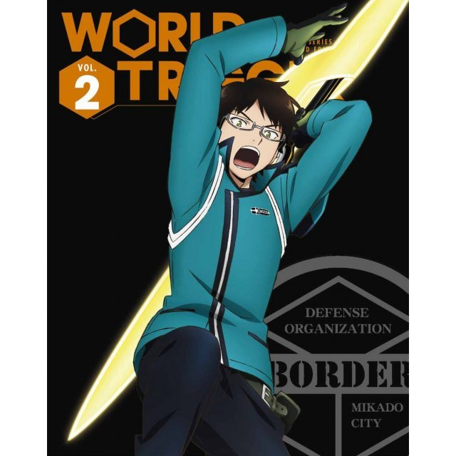 World Trigger Vol.2 [Blu-ray+CD]