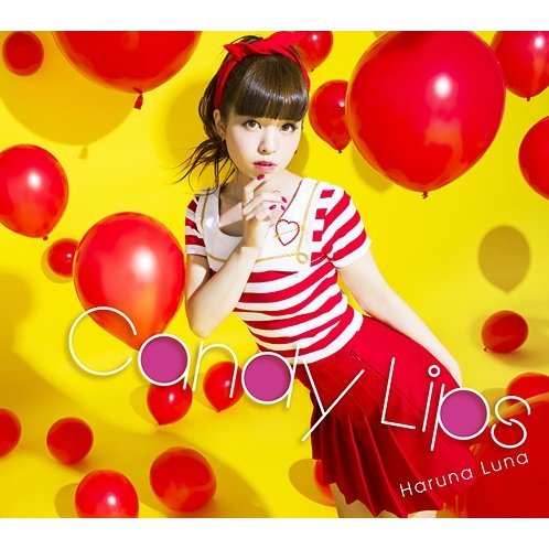 Candy Lips [CD+Blu-ray Limited Edition Type A]