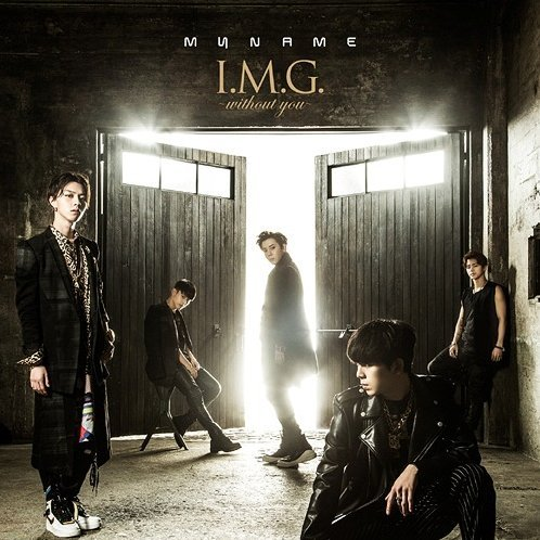 I.m.g. - Without You [CD+DVD Limited Edition]