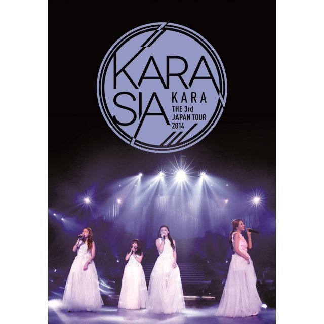 Kara The 3rd Japan Tour 2014 Karasia