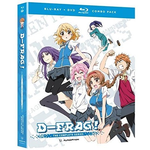 D-Fragments! Complete Series [Blu-ray+DVD]