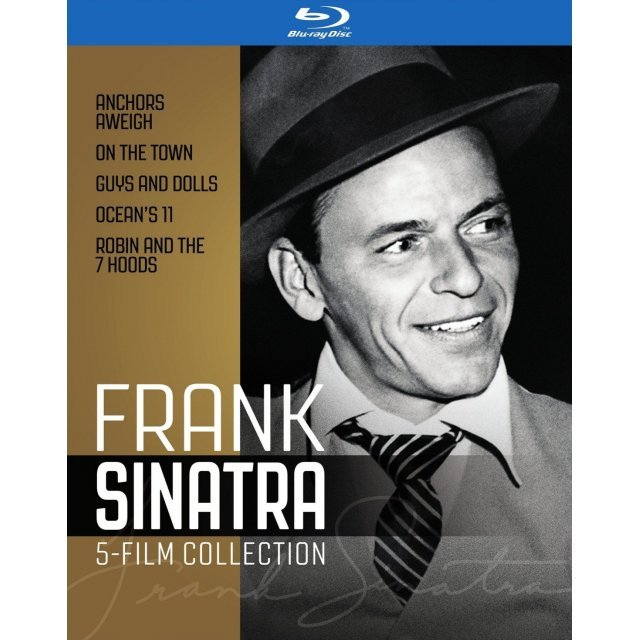Frank Sinatra 5-Film Collection