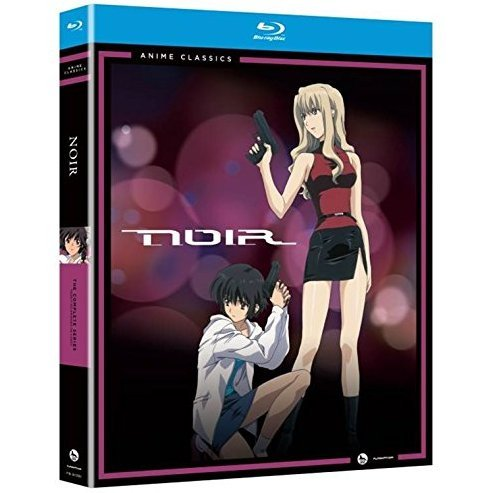 Noir: Complete Series - Classic [Blu-ray+DVD]