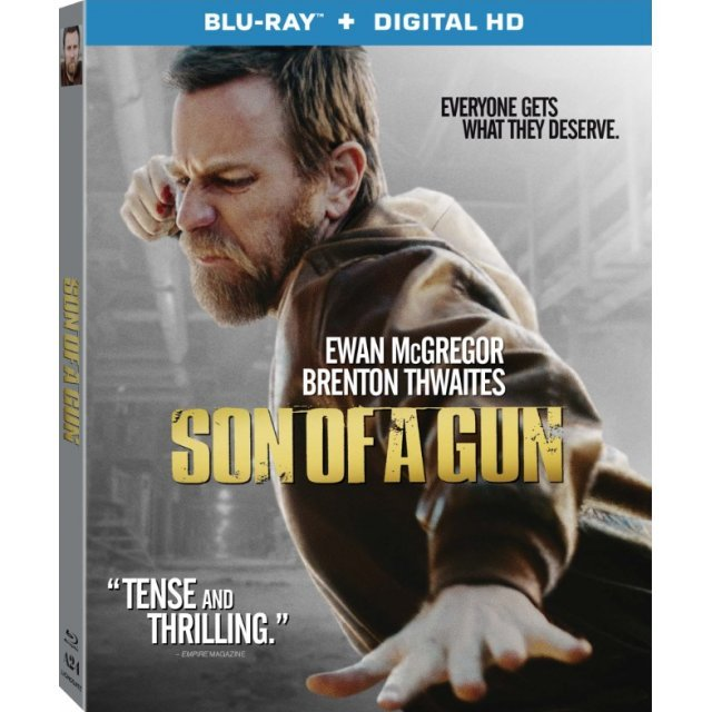 Son of a Gun [Blu-ray+Digital Copy]