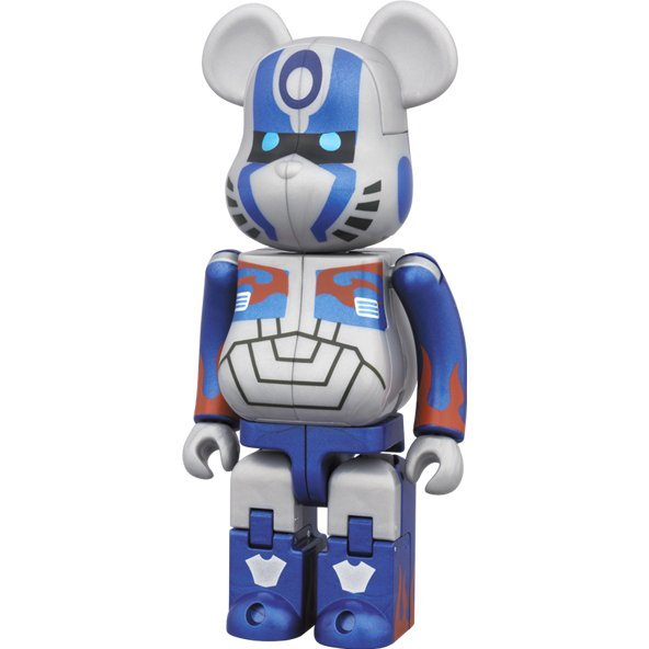 Be@rbrick Transformers: Optimus Prime (Age of Extinction Ver.)