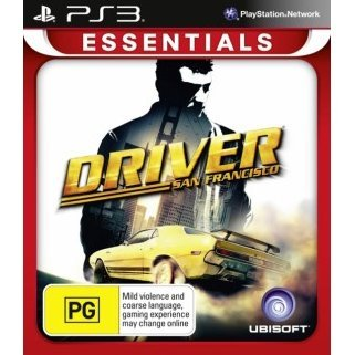 Driver: San Francisco (Essentials)