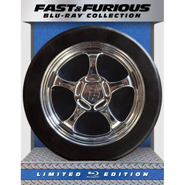 Fast and Furious 1-6 Collection [Limited Edition]