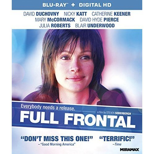 Full Frontal [Blu-ray+Digital HD]