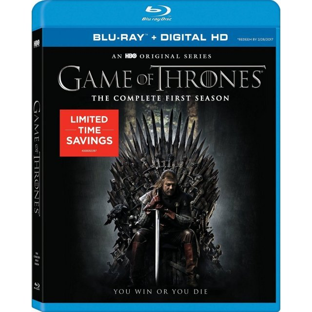 Game of Thrones: The Complete First Season (Boxset)