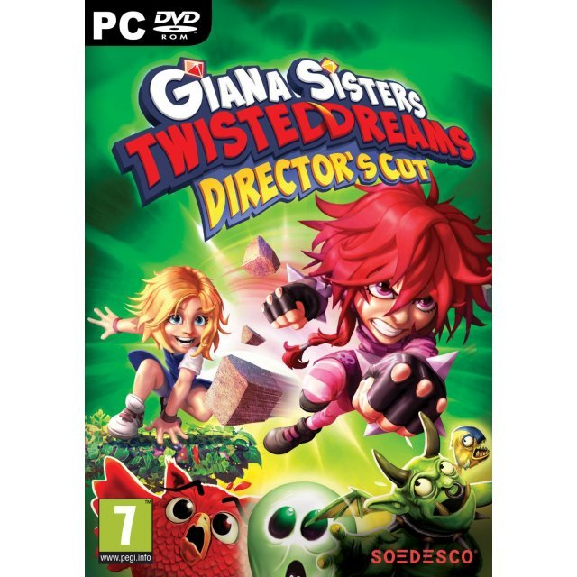 Giana Sisters: Twisted Dreams - Director's Cut (DVD-ROM)
