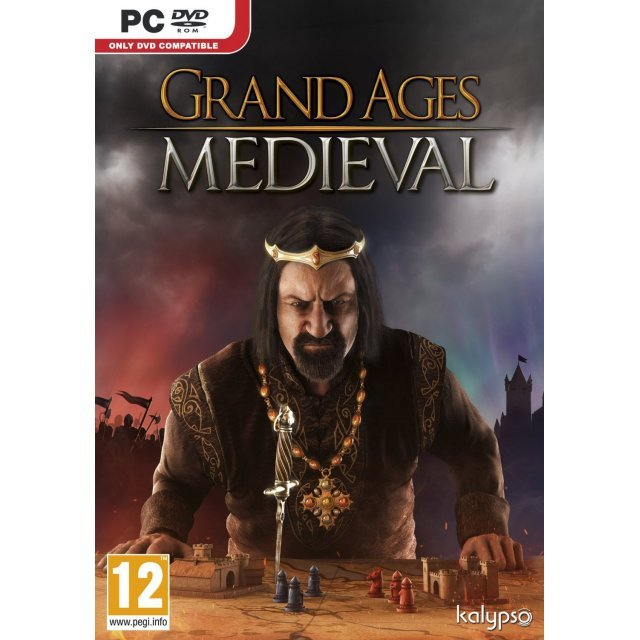 Grand Ages: Medieval (DVD-ROM)