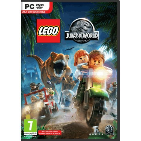 LEGO Jurassic World (DVD-ROM)