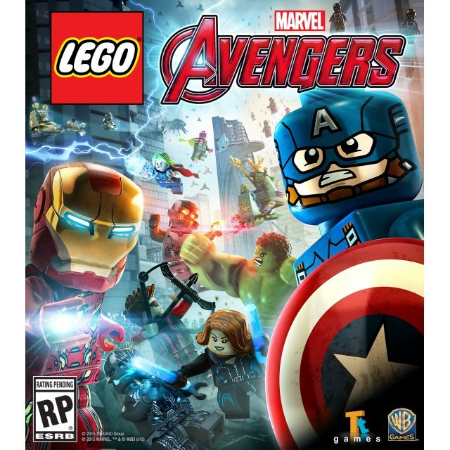 LEGO Marvel's Avengers (Steam)