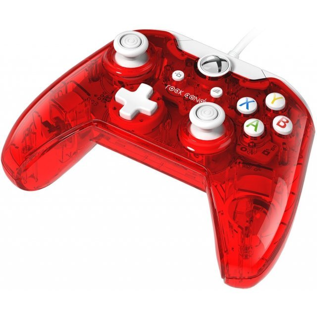 Rock Candy Xbox One Wired Controller (Stormin' Cherry)