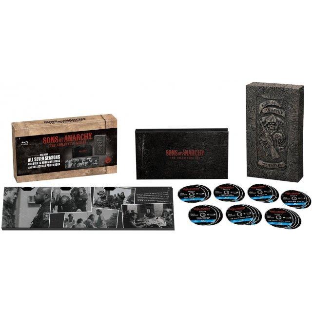 Sons of Anarchy: Complete Series Blu-ray Giftset