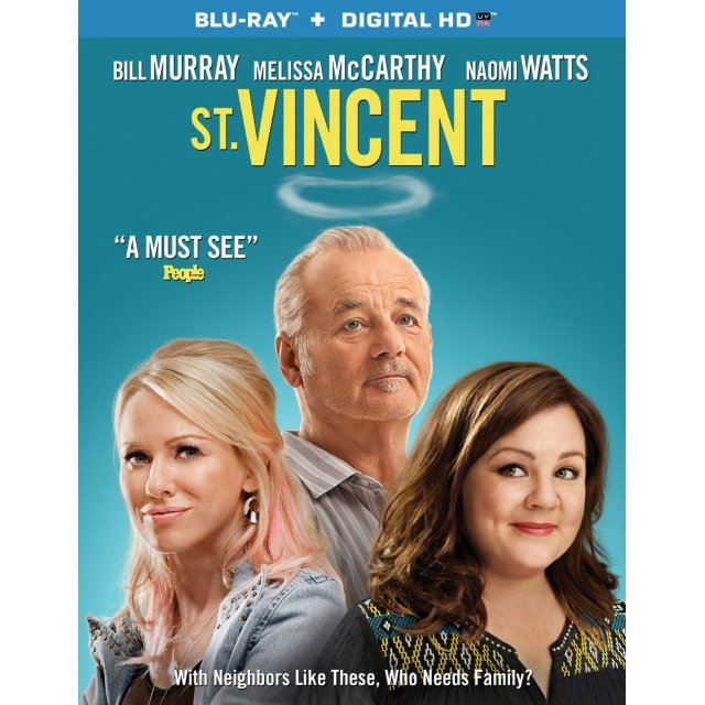 St. Vincent [Blu-ray+Digital Copy]