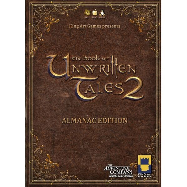 The Book of Unwritten Tales 2 (Almanac Edition) (DVD-ROM)