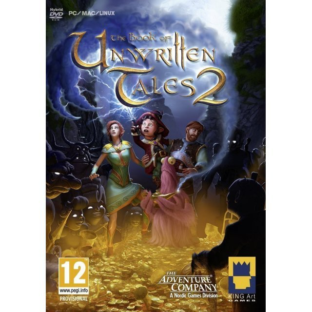 The Book of Unwritten Tales 2 (DVD-ROM)