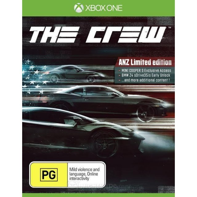 The Crew (ANZ Limited Edition)