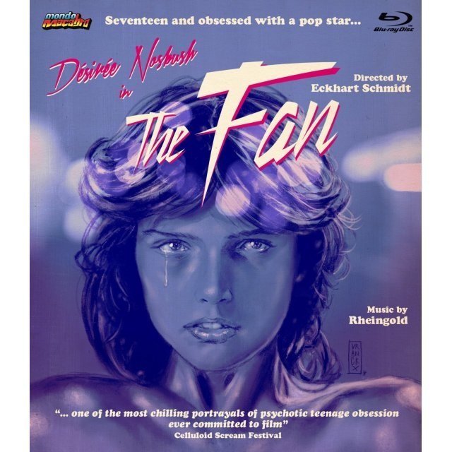 The Fan [Blu-ray+DVD]