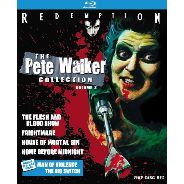 The Pete Walker Collection Volume II
