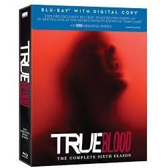 True Blood: The Complete Sixth Season [Blu-ray+Digital Copy+UltraViolet]