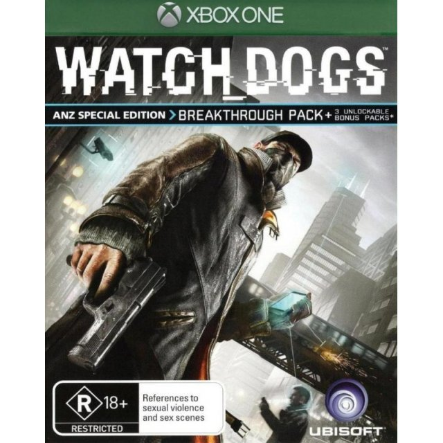 Watch Dogs (ANZ Special Edition)
