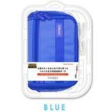 Box Pouch for New 3DS LL (Blue)