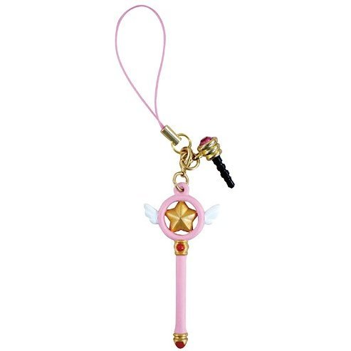 Cardcaptor Sakura 3-Way Charm Charapin: Wand of Star CCS-12B