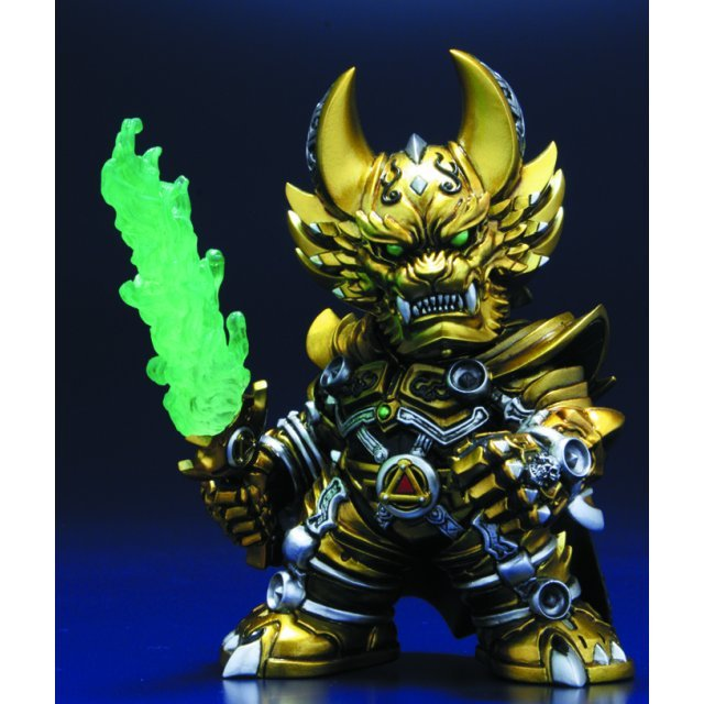 Garo Deformed Makai Collection Vol. 1: Garo the Golden Knight