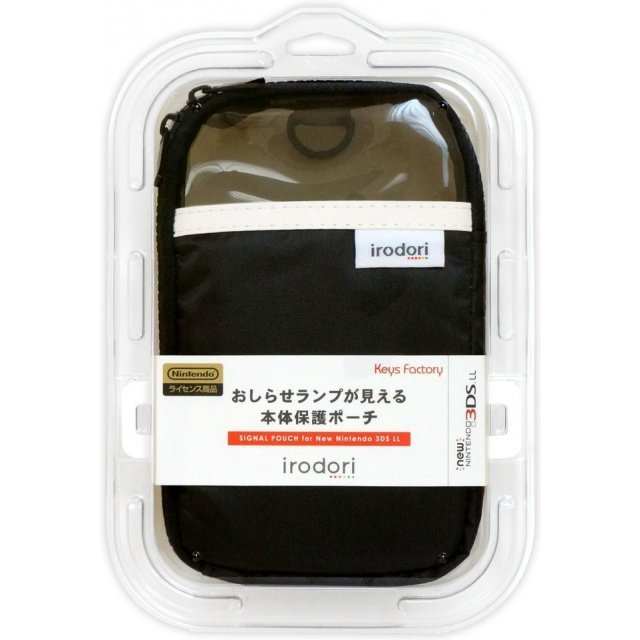 Signal Pouch for New 3DS LL (Black)