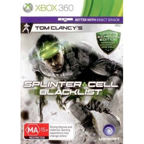 Tom Clancy's Splinter Cell: Blacklist (Upper Echelon Edition)