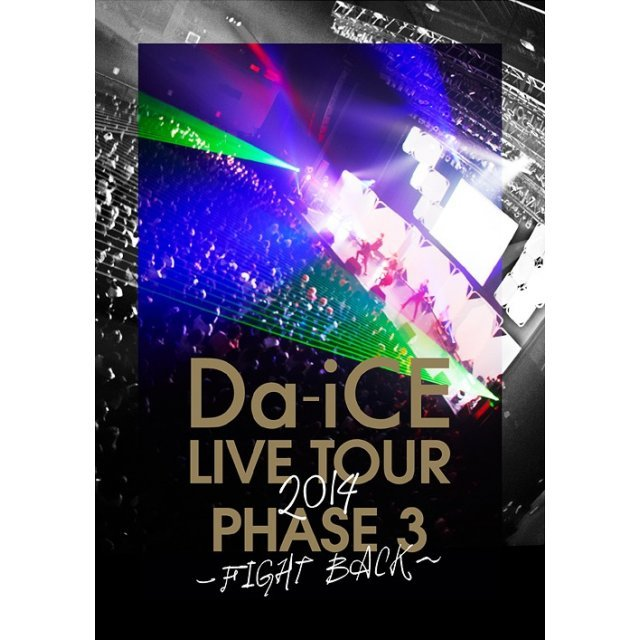 Da-ice Live Tour Phase 3 - Fight Back