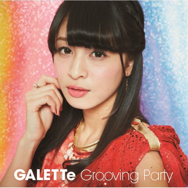 Grooving Party (Shishima Saki Ver.) [CD+DVD Type A]