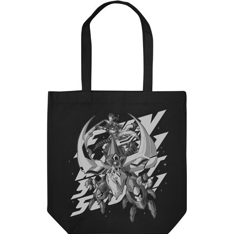 Yu-Gi-Oh! Arc-V Tote Bag Black: Fun will start soon! (Re-run)