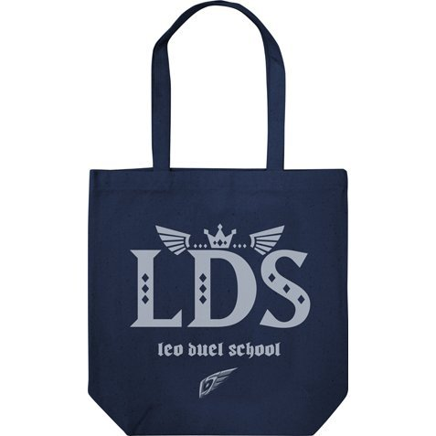 Yu-Gi-Oh! Arc-V Tote Bag Navy: LDS (Re-run)