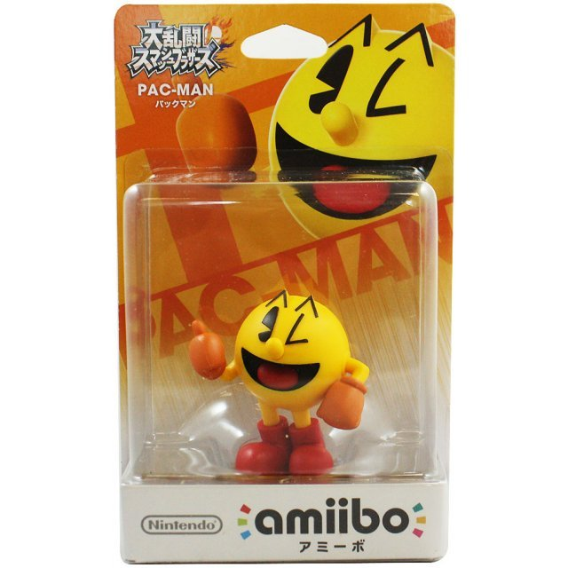 amiibo Super Smash Bros. Series Figure (Pac-Man)