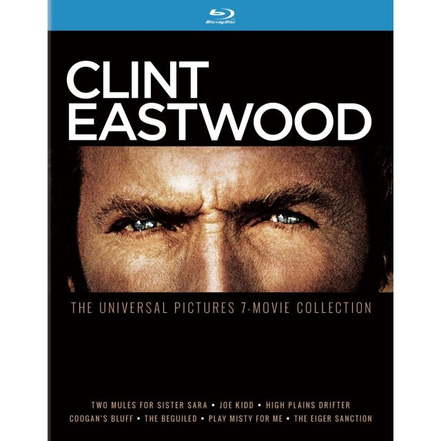 Clint Eastwood: The Universal Pictures 7-Movie Collection