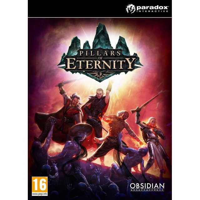 Pillars of Eternity - Hero Edition (DVD-ROM)