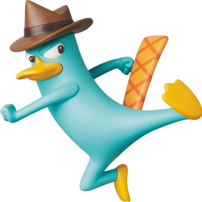 Ultra Detail Figure Disney Series 4: Agent P
