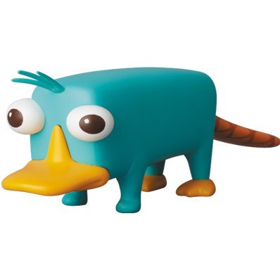 Ultra Detail Figure Disney Series 4: Platypus Perry