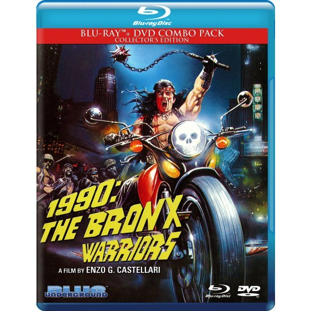 1990: The Bronx Warriors (Collector's Edition) [Blu-ray+DVD]
